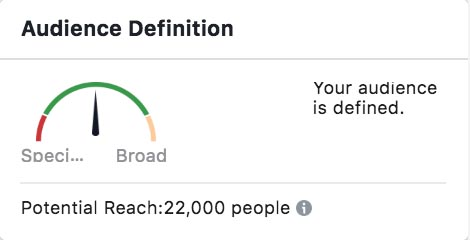 Audience Definition Importance For A Successful Facebook Ad
