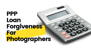 PPP Loan Forgiveness for Photographers, calculator image